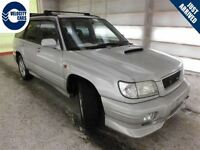 2000 Subaru Forester Turbo 4WD 97K's NO ACCDNT 1 YR WRNT Vancouver Greater Vancouver Area Preview