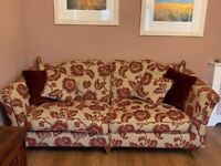 3 seater sofa for sale, very good condition.