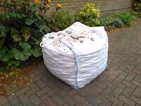 Cobbles - Fort cobbles bulk bag 950 kg 50/80mm