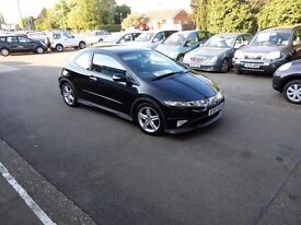 Honda Civic Type-S Gt I-Vtec Sa. Automatic, cruise control
