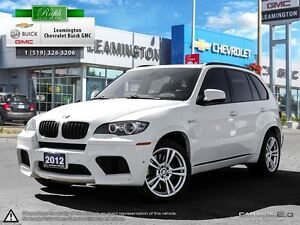 2012 BMW X5 M BEAUTIFUL AWD LUXURY VEHICLE WITH A V8