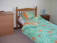 **Single BedRoom *** Includes all bills, in full HMO licenced shared Flat, for rent, AB42 1HQ area