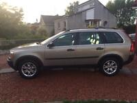 Volvo XC90 2005 D5 SE diesel 7 seater 4x4 *Rare Manual* Swap Subaru Evo Reduced