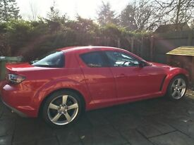 )2007 MADZA RX8 coupe 27000miles LOWEST MILEAGE , not Audi TT or BMW MAY PX