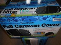 CARAVAN COVER 23-25 FOOT