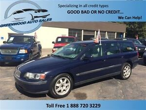 2004 Volvo V70 2.5T! AWD! LEATHER! SUNROOF! CALL NOW