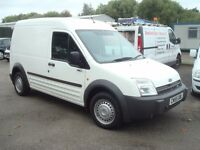 NO VAT 06 High Roof LWB Connect OUTSTANDING FOR YEAR Full S/H Aug 17 MOT Must be seen NO VAT £3195