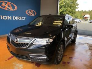 2016 Acura MDX Technology Package SH-AWD/ 7 PASS/ TV-DVD/ SUN...