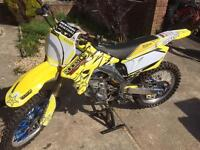 Rmz 450 2007 road registered immaculate