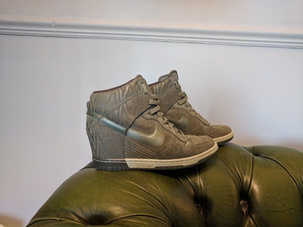 d0a16c2ff54c Nike wedge trainers   sneakers