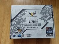 Selling ASUS Z170 S MOTHERBOARD USED (STILL AVAILIABLE)