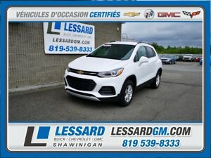2017 Chevrolet TRAX AWD LT, BLUETOOTH, CAMERA DE RECUL, CLIMATIS