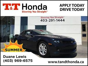 2014 Chevrolet Camaro 1LT *No Accidents, 1 Owner, Bluetooth*