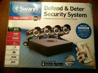 Swann Deter and Defend Security System