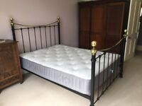 Brass King Size Bed
