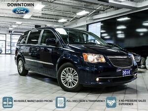2014 Chrysler Town & Country Touring, Stow & go seats, Trade in