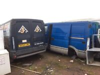 Iveco daily Ldv maxus parts available
