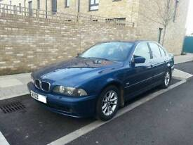 2003 BMW 520i 2.2 petrol. MOT 19-August -17 QUICK SALE