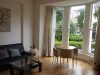 Short term let available - 2 bedroom flat - fully furnished - great location