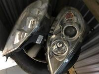 VECTRA BITS WING MIRRORS / WINGS / BUMPER & LIGHTS