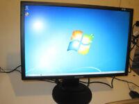 Samsung 2443BW 24 inch Widescreen LCD Monitor