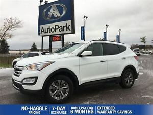 2016 Hyundai Santa Fe Sport AWD | Heated Seats | Bluetooth | Rea