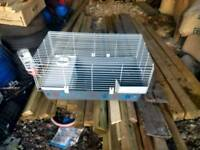 Rabbit/ guinea pig indoor cage