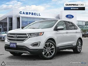 2016 Ford Edge Titanium EVERY OPTION-PRICED TO SELL