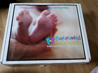 Baby Moments Casting Kit for baby hand and footprints