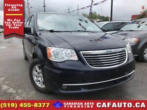 2011 Chrysler Town & Country Touring | ROOF | DVD | NAV