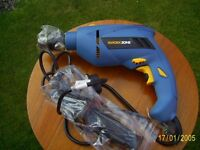 Drill excellent condition never been used