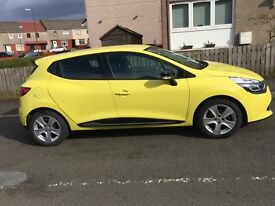 Renault Clio 64 plate low mileage