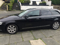 audi A6 .2.0 tdi.FSH.1 previous owner