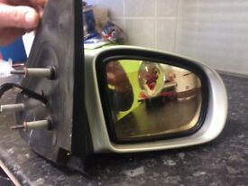 Mercedes wing mirror