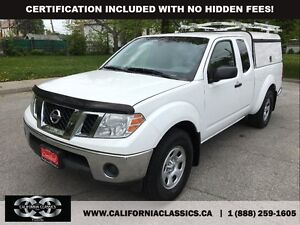 2009 Nissan Frontier XE 4CYL AUTOMATIC - 2WD