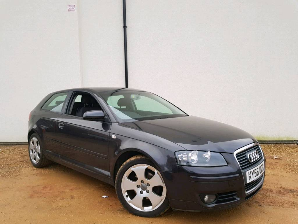 Audi A3 2 0 Tdi Sport Great Spec Car Cambelt Changed