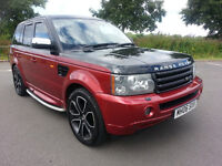 Range Rover Sport 2.7 HSE TDV6 Fully Loaded px RS4 RS6 R32 Audi BMW Mercedes