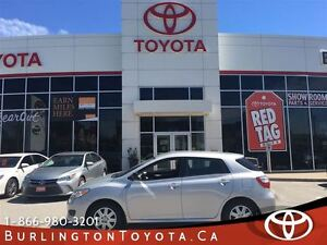 2013 Toyota Matrix HATCHBACK LOW KM'S