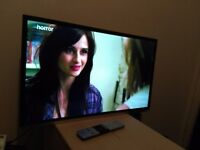 "32"" TOSHIBA SMART TV full hd ready 1080p LED freeview inbuilt"