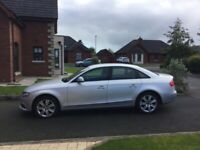 08 AUDI A4 1.8 TFSI SE LOW MILES P/EX WELCOME