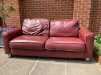 2 seater sofa + Free Delivery