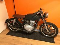 Yamaha XS 250 Cafe Racer in EXCELLENT condition