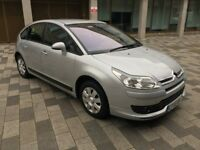 LHD CITROEN C4, 2007, UK REGISTERED