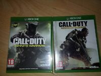 call of duty. xbox one