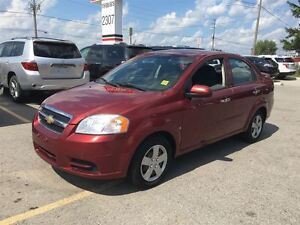 2010 Chevrolet Aveo LS 4 Cylinder, Drives Great Very Clean !!!!!