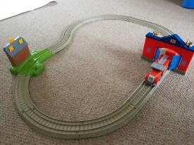 Thomas & Friends Trackmaster Fiery Flynn's Rescue Set
