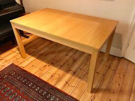 IKEA BURSTA EXTENDING TABLE