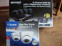 CCTV kit with 6 Cameras