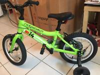 "Kids Girls Boys Ridgeback MX14 Terrain 14"" Wheels Mountain Bike IN BRIGHTON"