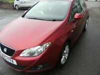 2010 10 SEAT IBIZA 1.6 SPORT 5D 103 BHP **** GUARANTEED FINANCE **** PART EX WELCOME